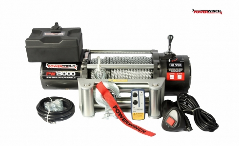 POWERWINCH PW12000 ENDAST 4195:-